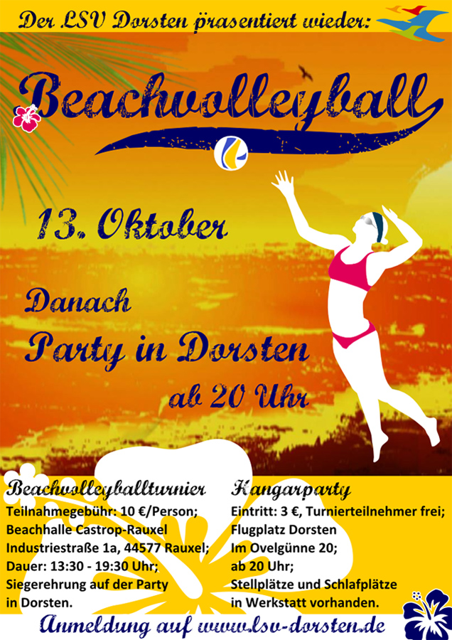 LSJ Volleyballturnier 2018
